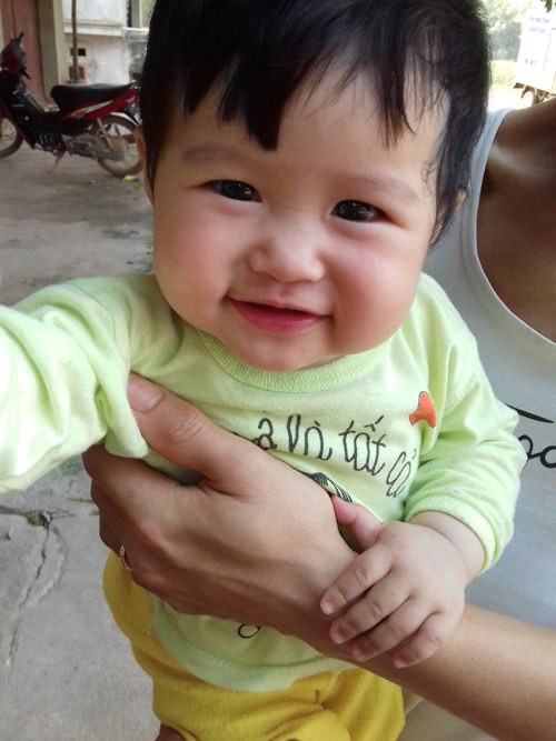 Dương Quỳnh Anh - AD20940 - Bé gái hay cười-3