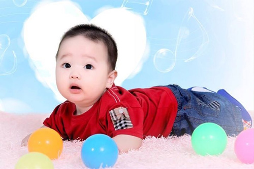 Mai Quang Anh - AD13745 - Nhóc Siro đáng yêu-2