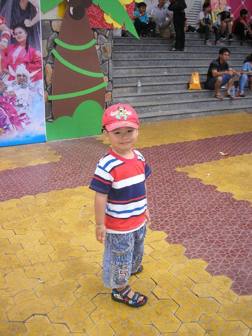 Nguyễn Vũ Gia Bảo - AD19412 - Cậu bé hay cười-1