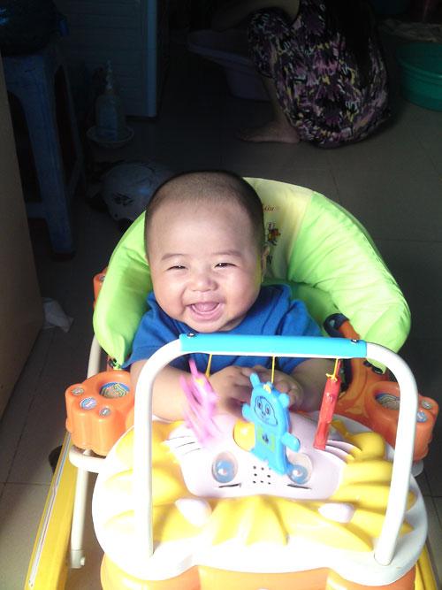 Nguyễn Vũ Gia Bảo - AD19412 - Cậu bé hay cười-3
