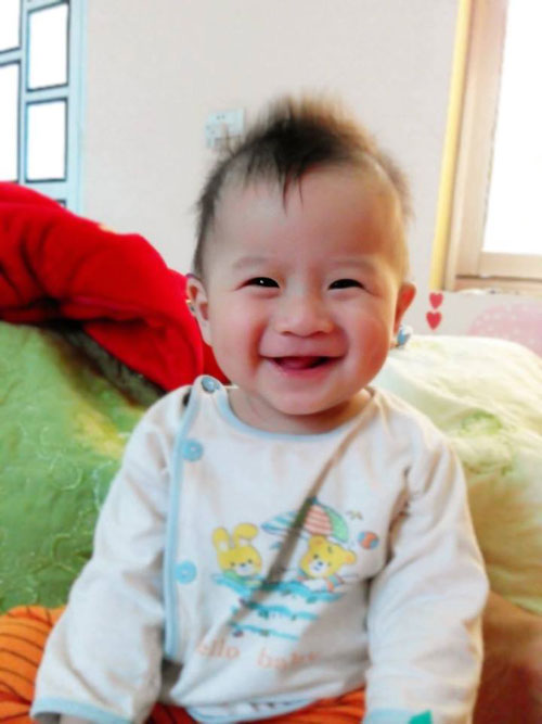 Tạ Gia Bảo - AD94553 - Mắt cười lém lỉnh-3