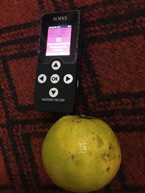 Yên tâm khi sử dụng máy đo lượng nitrat trong thực phẩm-1