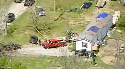 Thảm sát chấn động tại Mỹ, 8 người trong 1 gia đình bị bắn chết-2