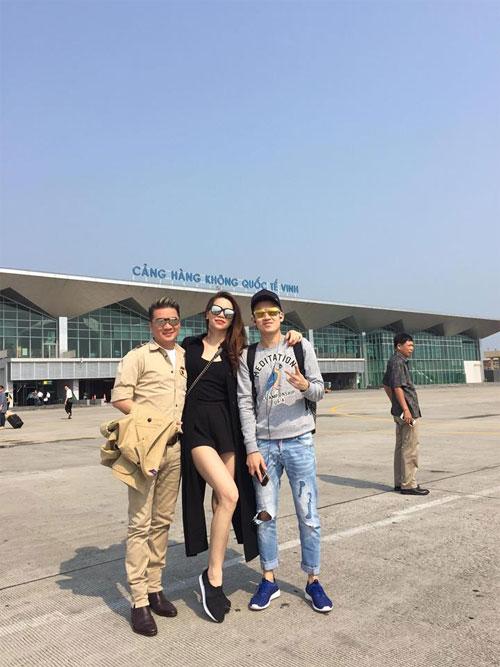 Thanh Vân Hugo bị mất sạch đồ ở Thái Lan-13