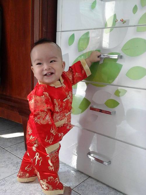 Hoàng Tuấn Minh - AD13813 - Bé trai đáng yêu-2