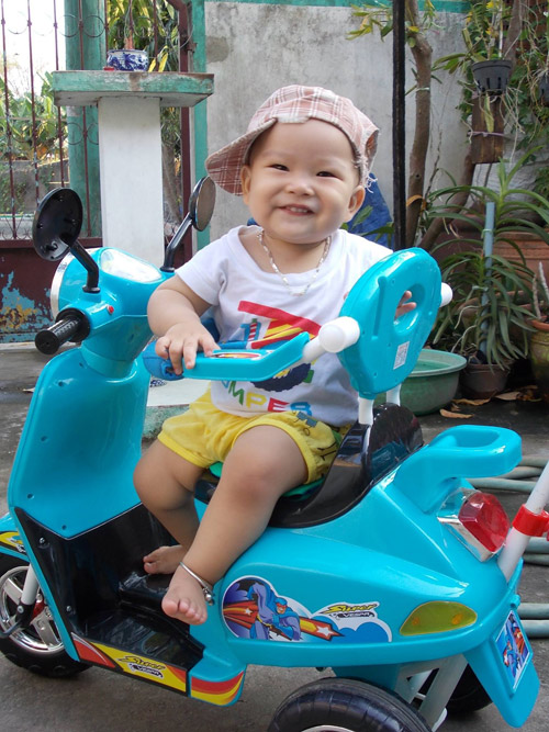Hoàng Tuấn Minh - AD13813 - Bé trai đáng yêu-3