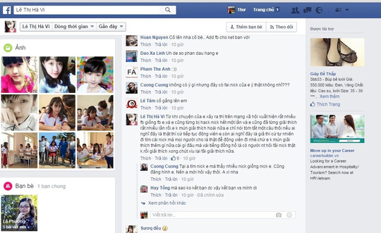 nu sinh bi cua chan len tieng ve cac facebook gia mao - 3