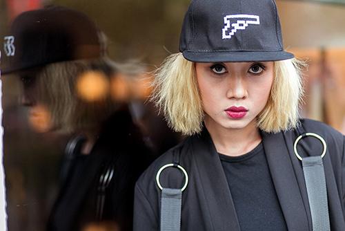 Street style Tuần thời trang quốc tế Việt Nam đẹp như Paris-12