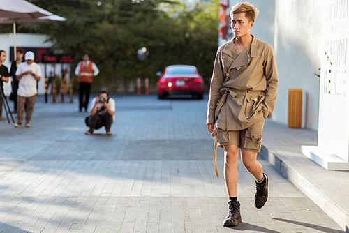 Street style Tuần thời trang quốc tế Việt Nam đẹp như Paris-15