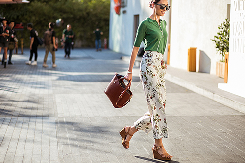 Street style Tuần thời trang quốc tế Việt Nam đẹp như Paris-1
