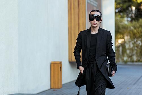 Street style Tuần thời trang quốc tế Việt Nam đẹp như Paris-16