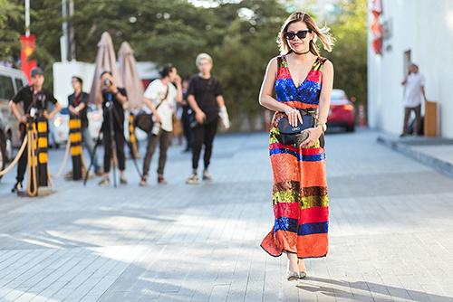Street style Tuần thời trang quốc tế Việt Nam đẹp như Paris-11