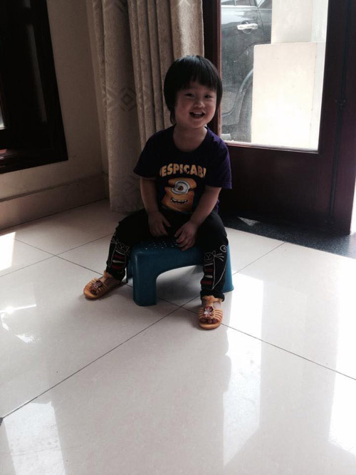Thân Bảo Hân - AD30463 - Bé gái hay cười-2