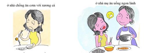 Sự khác nhau giữa gái có chồng và chưa chồng - 5