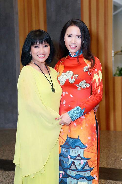 Á khôi Lê Ngọc Thanh nổi bật bên ca sĩ Cẩm Vân-5