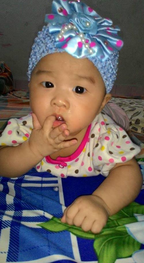Lê Khánh Chi - AD13750 - Cô bé đáng yêu-1