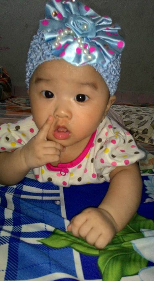 Lê Khánh Chi - AD13750 - Cô bé đáng yêu-9