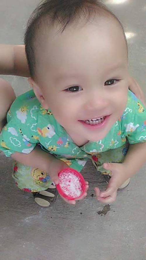Nguyễn Gia Hưng - AD10283 - Suboy 2 tuổi hay cười-1