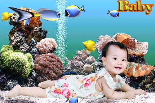 Nguyễn Lê Ngọc Diệp - AD12099 - Bé gái dễ thương-2