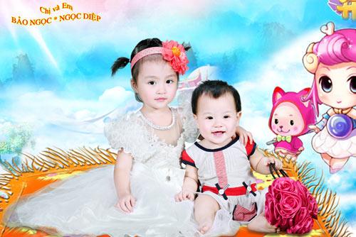 Nguyễn Lê Ngọc Diệp - AD12099 - Bé gái dễ thương-4