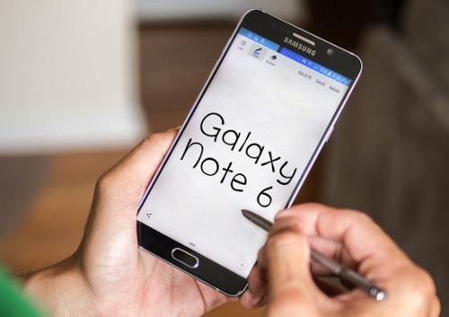 Tổng hợp các tin đồn về Samsung Galaxy Note 6-1