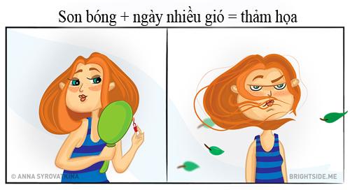 """11 noi kho chi phu nu moi """"thau"""" - 1"""