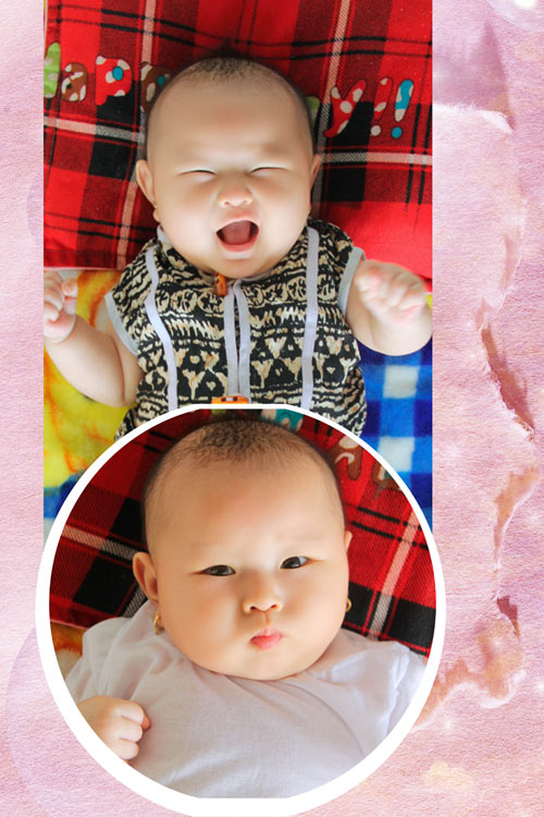 nguyen khanh linh - ad28606 - be gai ma phinh cuc dang yeu - 3
