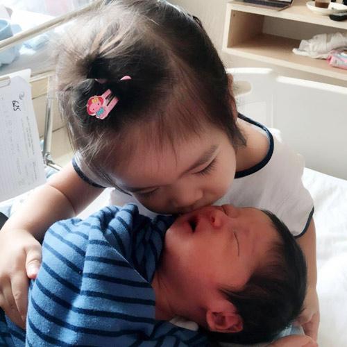 Nhật ký sinh mổ lần 2 của mẹ bị hở van tim-5