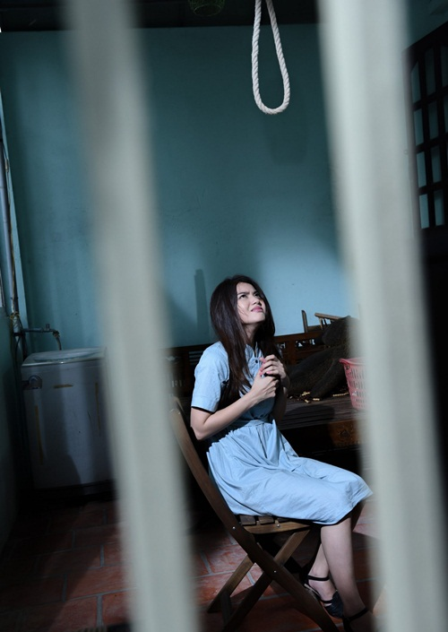 """Lương Thế Thành đau đớn vì người yêu cũ tự tử trong """"Trận đồ bát quái""""-4"""