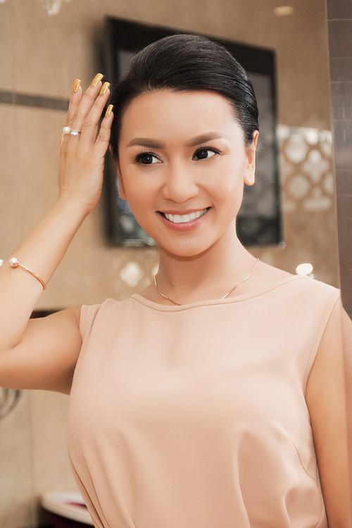 "my nhan phim ""my an lien"" y phung tai ngo ban than thanh mai - 5"