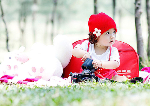 nguyen phuong linh - ad12941 - thien than nhi dang yeu - 3