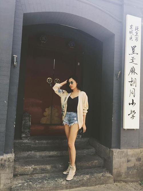 "van mai huong ""khau chien"" gay gat voi hot blogger tren mang xa hoi - 3"