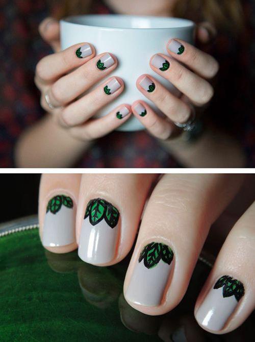 Những mẫu nail mát lạnh giúp bạn giải nhiệt mùa hè-10