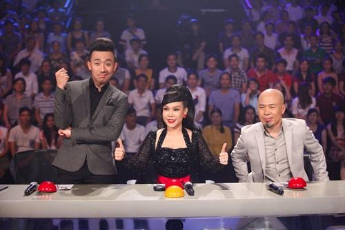 tran thanh ha hoc vi nhan vat 'ngoai hanh tinh' tai got talent - 2