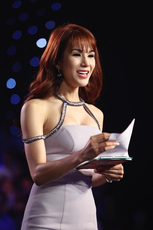 tran thanh ha hoc vi nhan vat 'ngoai hanh tinh' tai got talent - 1