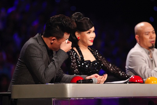 tran thanh ha hoc vi nhan vat 'ngoai hanh tinh' tai got talent - 7