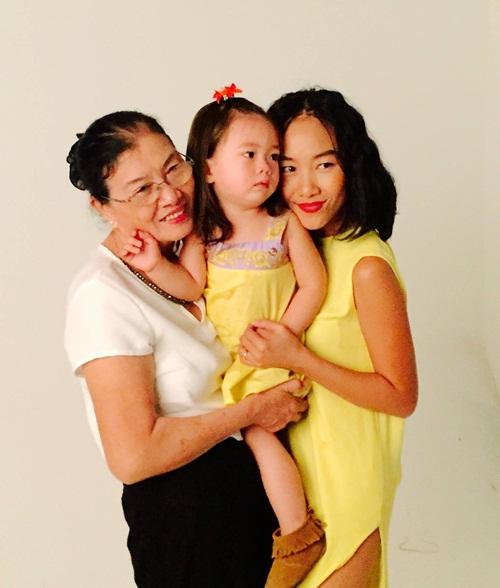 Kim Hiền và dàn sao Việt xúc động trong Ngày của Mẹ-9