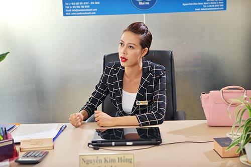 "my hanh sac sao, lanh lung khi ""lam vo"" quach ngoc ngoan - 2"