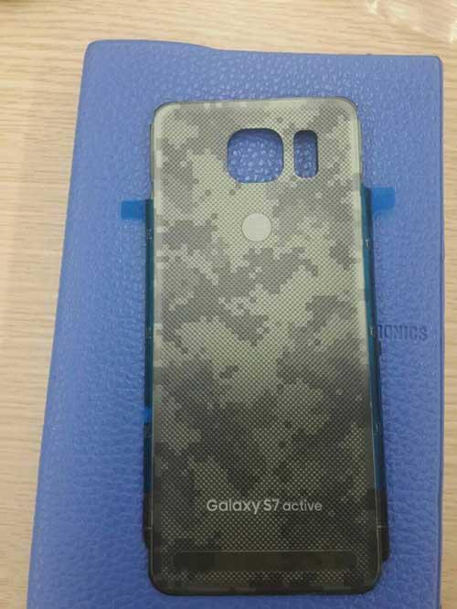 Smartphone siêu bền Galaxy S7 Active rò rỉ tại Việt Nam-4