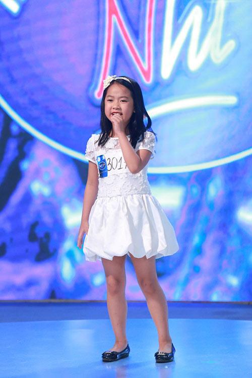 """Cậu bé lai Việt - Sing khiến GK Vietnam Idol Kids """"choáng"""" vì hát quá hay-5"""
