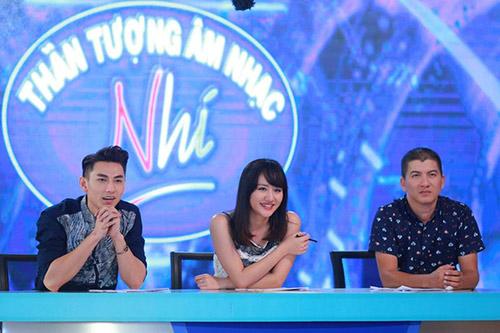 """Cậu bé lai Việt - Sing khiến GK Vietnam Idol Kids """"choáng"""" vì hát quá hay-1"""