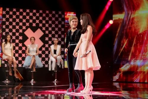 Cô gái 'chân dài như Hồ Ngọc Hà, hát như Mỹ Tâm' hút hồn giám khảo X-Factor-19
