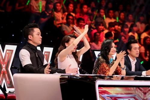 Cô gái 'chân dài như Hồ Ngọc Hà, hát như Mỹ Tâm' hút hồn giám khảo X-Factor-1