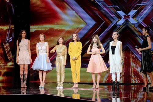 Cô gái 'chân dài như Hồ Ngọc Hà, hát như Mỹ Tâm' hút hồn giám khảo X-Factor-20