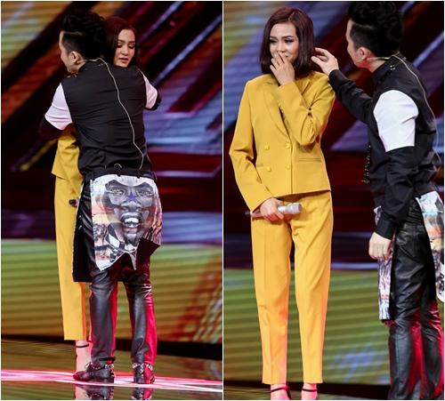 Cô gái 'chân dài như Hồ Ngọc Hà, hát như Mỹ Tâm' hút hồn giám khảo X-Factor-11