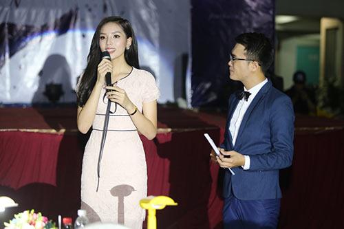 Hoa hậu Kỳ Duyên đẹp tươi tắn, vượt qua ồn ào-7