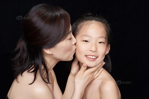 """""""Tan chảy"""" với bộ ảnh tuyệt đẹp về nụ hôn của mẹ và con-14"""