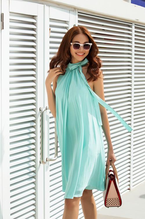 8 màu váy khiến bạn đẹp không thua kém Thanh Hằng-1