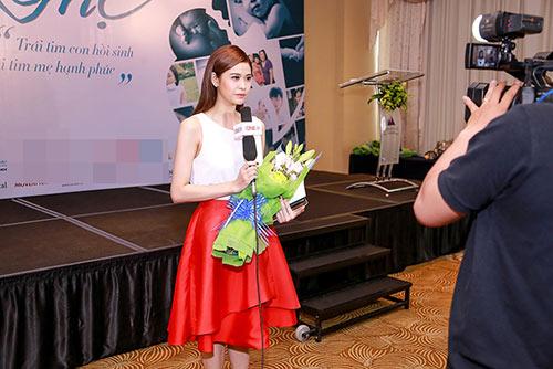 Trương Quỳnh Anh khoe nhan sắc trẻ trung tại sự kiện-6