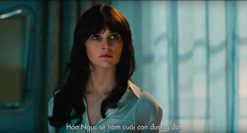 """Hành trình giải mã bí ẩn trong trailer mới của """"Hỏa ngục""""-3"""